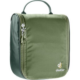 Deuter Wash Center I Bolsa Neceser Baño, khaki-ivy